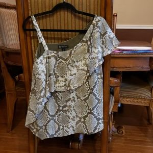 INC size Small ladies fashion top.